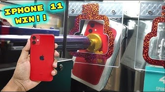WON A iPHONE 11 FROM KEY MASTER!!