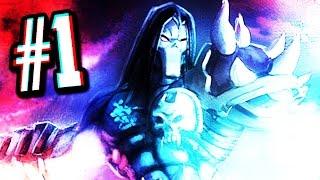 видео Полное прохождение игры Darksiders: Wrath of War: часть 3, миссии (пепельные земли, стигиец, сердце Силиты), квесты, задания, уровни, боссы, начало, советы, руководства, хитрости, секреты - как пройти Дарксайдерс 1