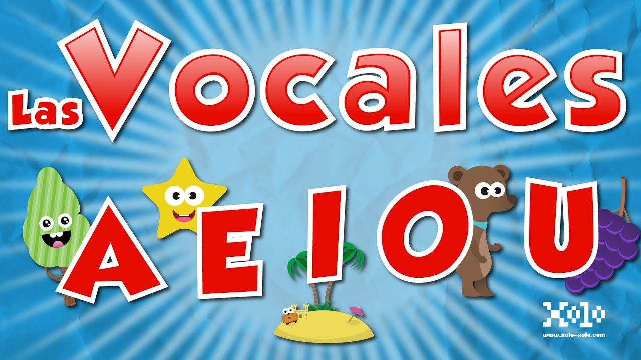 vocales en espa u00f1ol para ni u00f1os - videos aprende