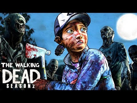 THE WALKING DEAD: SEASON TWO w/ MY BOYFRIEND!! (Episode 3)