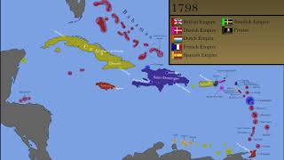 The History of the Caribbean: Every Year