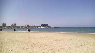 пляж на черном море видео