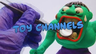 TOY CHANNELS RANT FOR KIDS FAMILY FRIENDLY PLAYDOH SURPRISE EGG (I Can't Stand This) Reupload