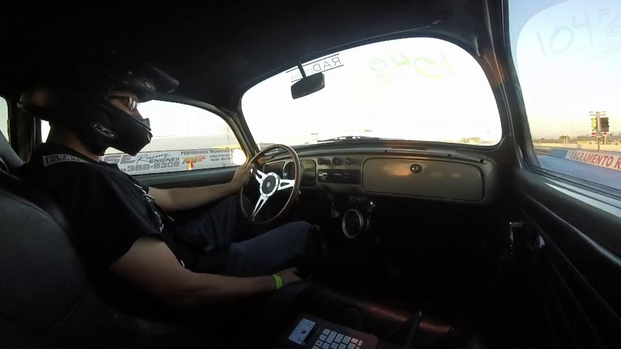 10 sec RAD VW (in car footage)