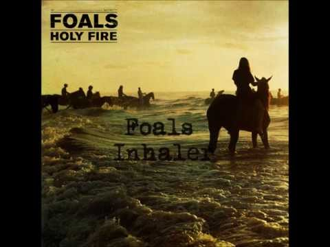 Foals - Inhaler (with lyrics in description)