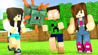 Minecraft Minigames - CONSTRUA RÁPIDO COM SPOK