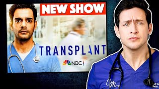 Doctor Reacts To Transplant | Medical Drama Review