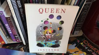 Queen Innuendo Off The Record Songbook - Free PDF Download