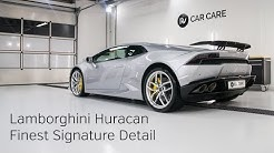 High End Detailing Lamborghini Huracan Finest Signature Detail