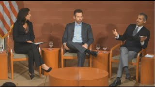 Islam & the Future of Tolerance -  Maajid Nawaz & Sam Harris