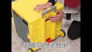 접이식 쇼핑카트 핸드카트 장바구니 손수레 휴대용