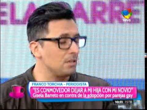Conmovedor testimonio de Franco Torchia sobre su paternidad