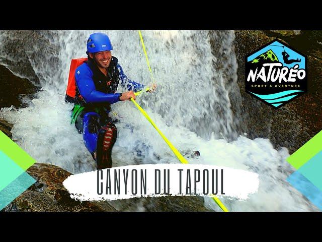 Canyon du Tapoul (Cévennes ) - Naturéo Sport Aventure - 2020