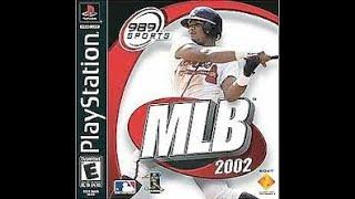 MLB 2002 (Playstation)