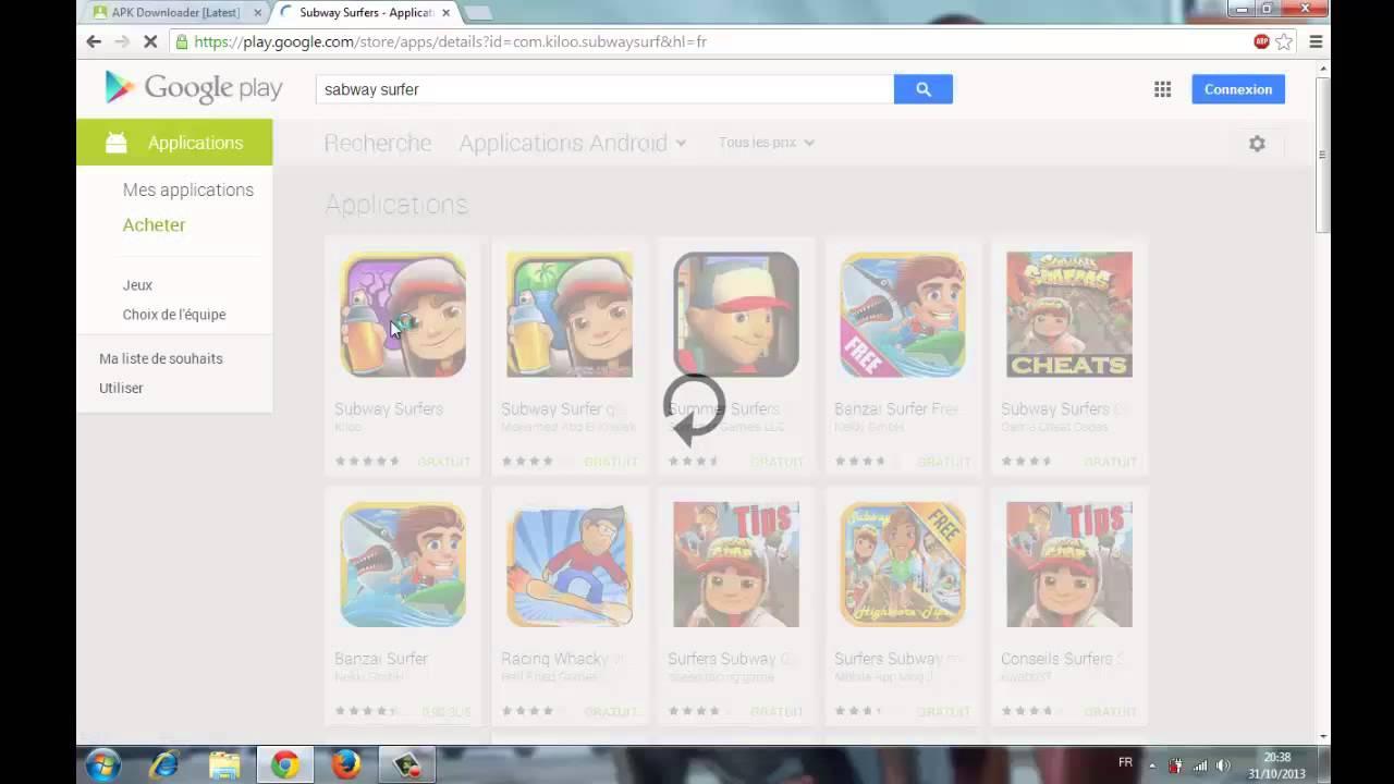أبسط طريقة لتحميل تطبيقات الاندرويد من متجر جوجل Google Play على الحاسوب