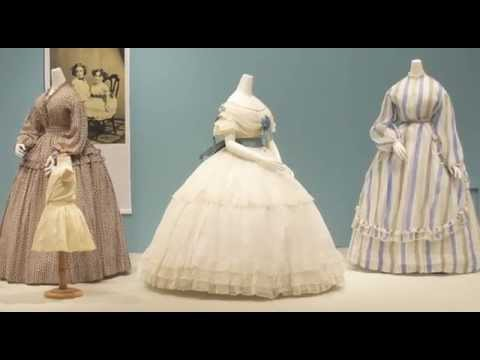 Civil War Fashion: King Cotton