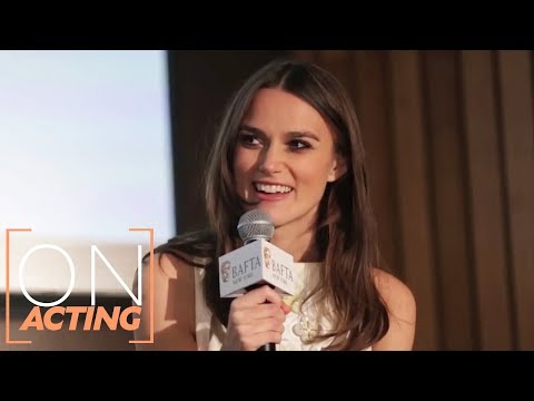 Keira Knightley & Her Awful First Meeting With Joe Wright | In Conversation
