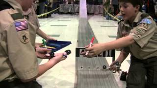 Cub Scout Pack 1199 - Pinewood Derby 2013