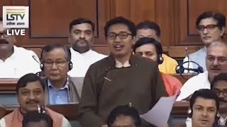 Ladakh MP gives passionate speech in LS on J&K bifurcation, PM Modi tweets
