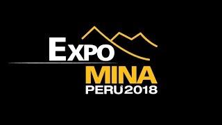 EXPOMINA PERÚ 2018 │del 12 al 14 de setiembre - CENTRO EXPOSICIÓN JOCKEY