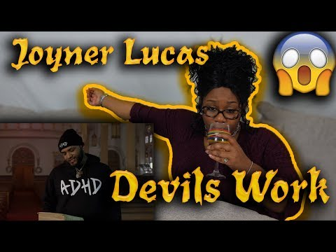 Mom reacts to Joyner Lucas - Devil's Work (ADHD) | Reaction