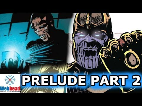 Avengers Infinity War Prelude Part 2 Explained and Soul Stone LOCATION? | Webhead