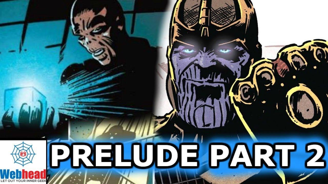 Infinity War Prelude Part 2 Plot
