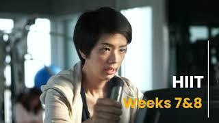 HIIT Prescription - Week 7/8 (Control)