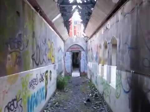 St. Kevin's Mental Asylum, Cork, Ireland