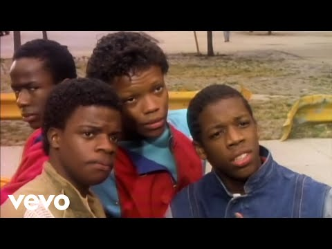 New Edition - Mr. Telephone Man