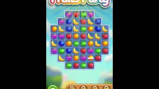 Fruits Mania : Elly's travel gameplay Android-iOS screenshot 5