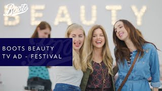 Boots Beauty TV advert 2016 extended version
