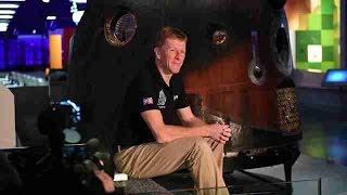 La cápsula que llevó a Tim Peake al espacio se exhibe desde hoy en Londres