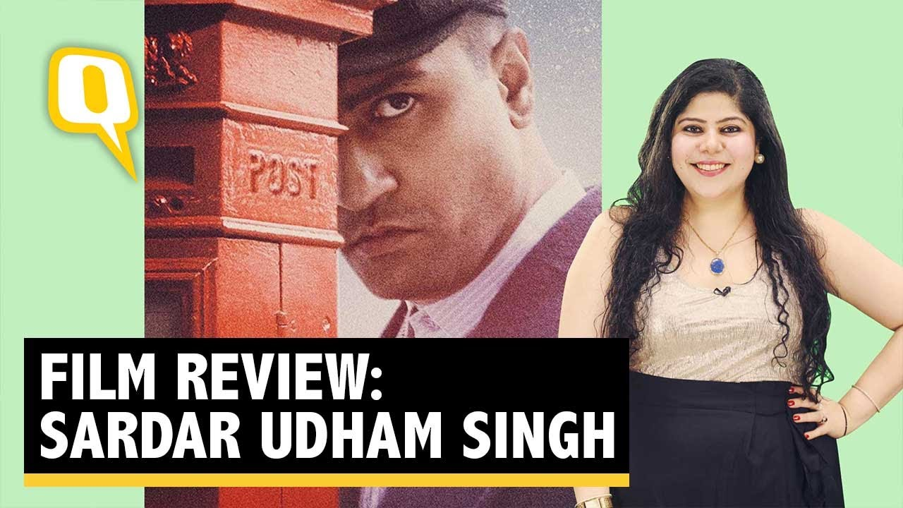 Download Sardar Udham Singh Film Review   Rj Stutee's Take on Vicky Kaushal's Latest   The Quint