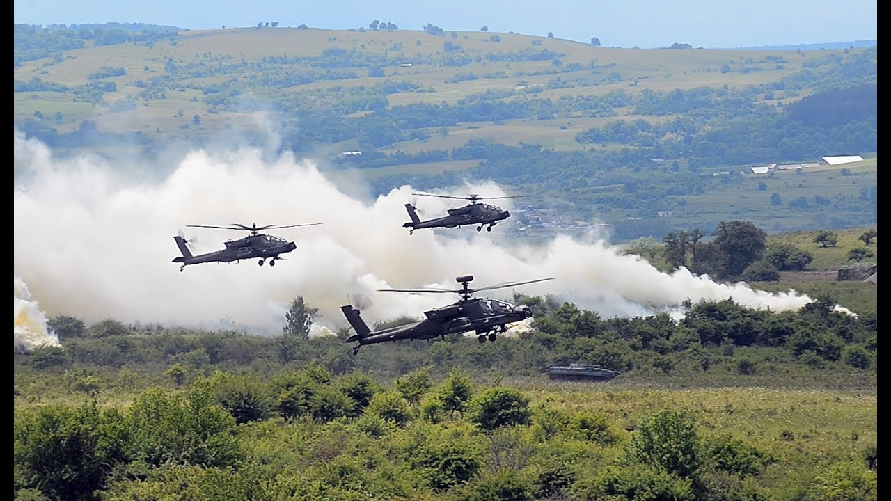 How quickly can NATO forces react? Military exercise in Romania with NATO VJTF
