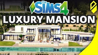 Sims 4 Renovating LUXURY Home!