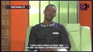 Adedimeji Lateef on GbajumoTV