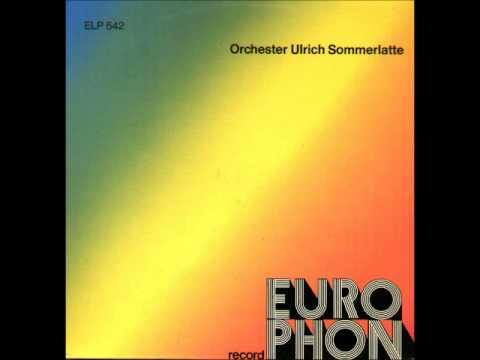 Ulrich Sommerlatte Orchestra - Europhon ELP 542 (1970s)