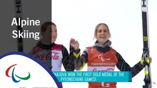 Para Alpine Skiing Day One Highlights | PyeongChang Paralympics 2018