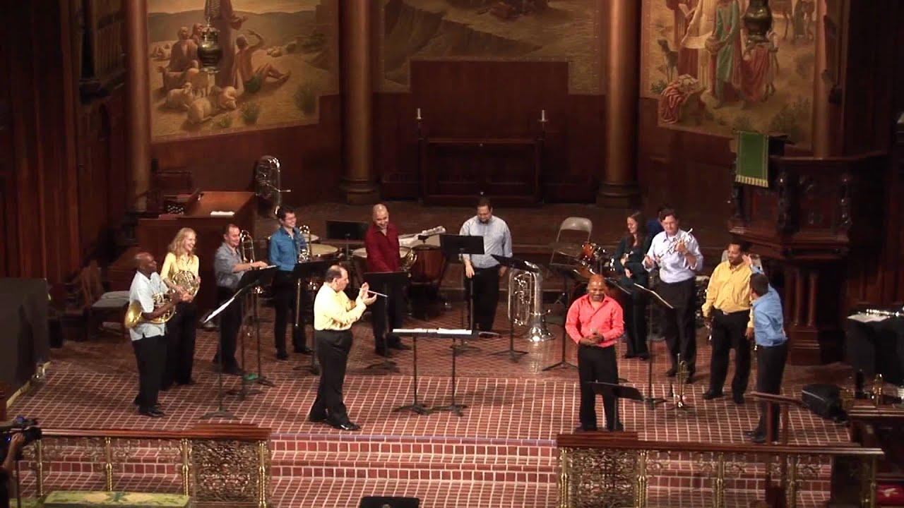 Rodney Marsalis Philadelphia Big Brass