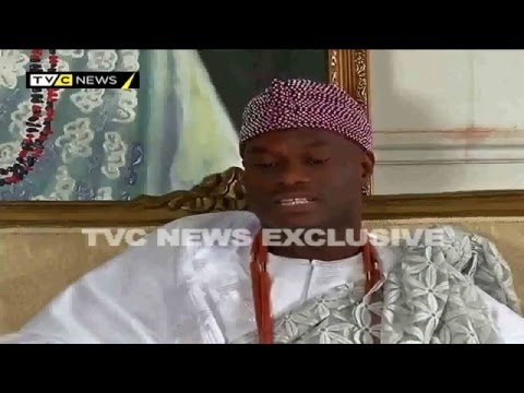 Exclusive interview with new Ooni of Ife: 'There'll be no war during my reign'