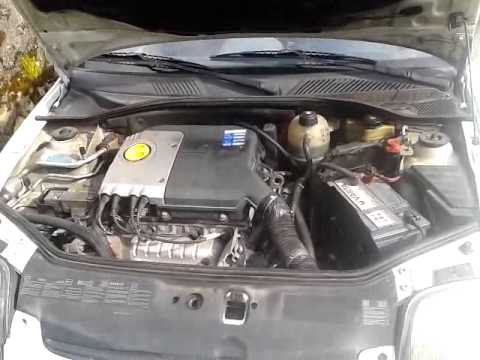 bruit trange moteur clio 2 1 6 essence youtube