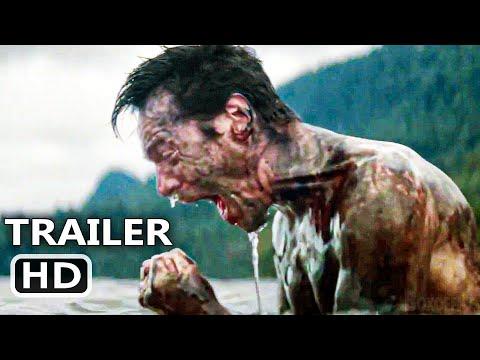 EDGE OF THE WORLD Official Trailer (2021) Jonathan Rhys Meyers, Adventure Movie HD