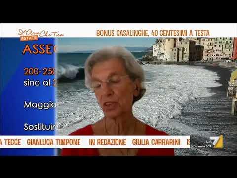 """Assegno unico universale, Chiara Saraceno: """"Un'ottima notizia, una razionalizzazione del ..."""
