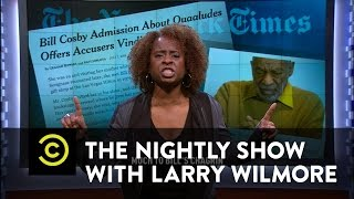 The Nightly Show - Cosby Says the Darndest Things - Holly Walker