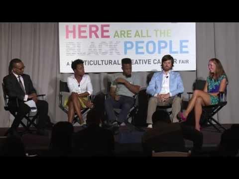 HAATBP Panel #3: Living a Creative Life