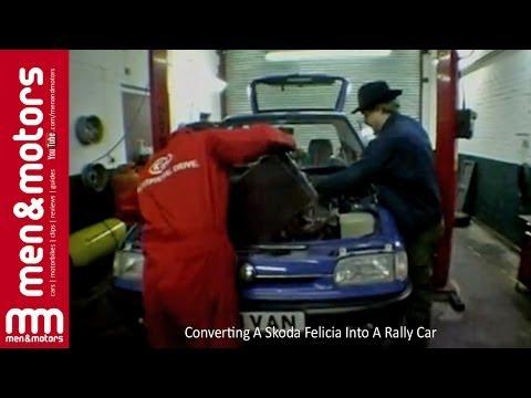 Converting A Skoda Felicia Into A Rally Car - Part 1
