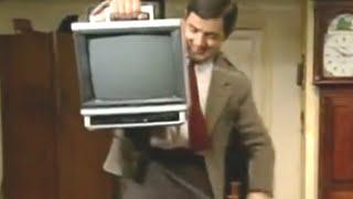 El poder de la TELEVISIÓN | el Señor Bean Oficial de dibujos animados