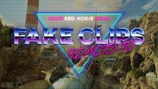 RED HOUSE REACTS TO MY FAKE CLIPS!
