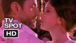 Silver Linings Playbook TV SPOT #1 (2012) - Bradley Cooper, Jennifer Lawrence Movie HD